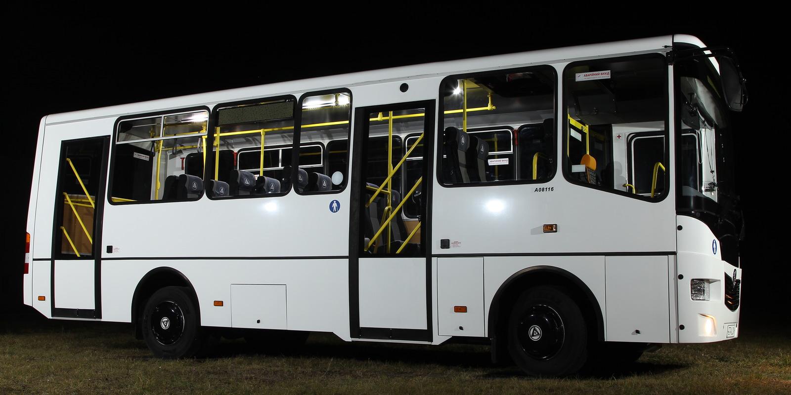 Автобус Эталон А08116 (фото 1)