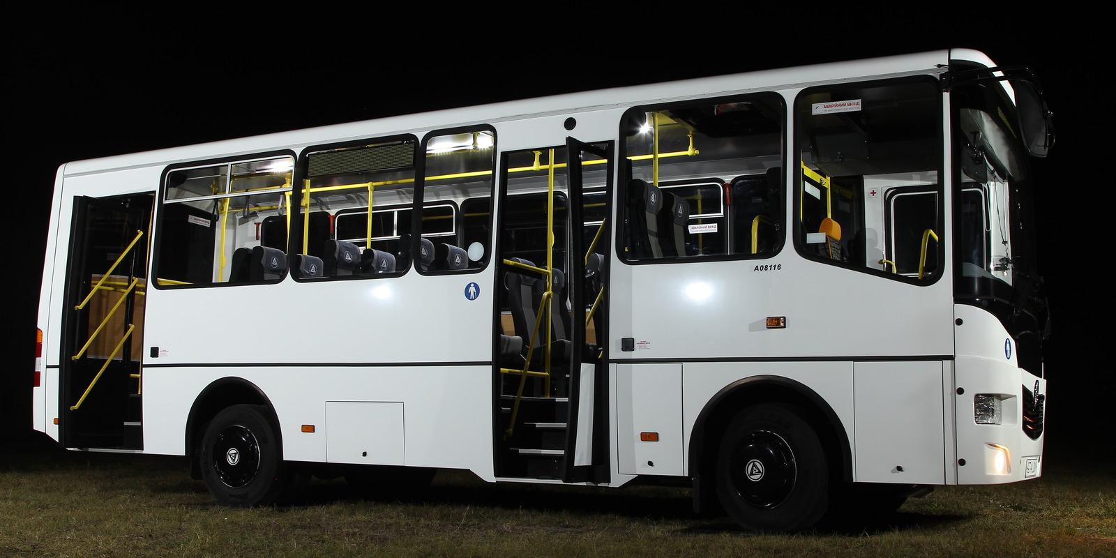 Автобус Эталон А08116 (фото 2)