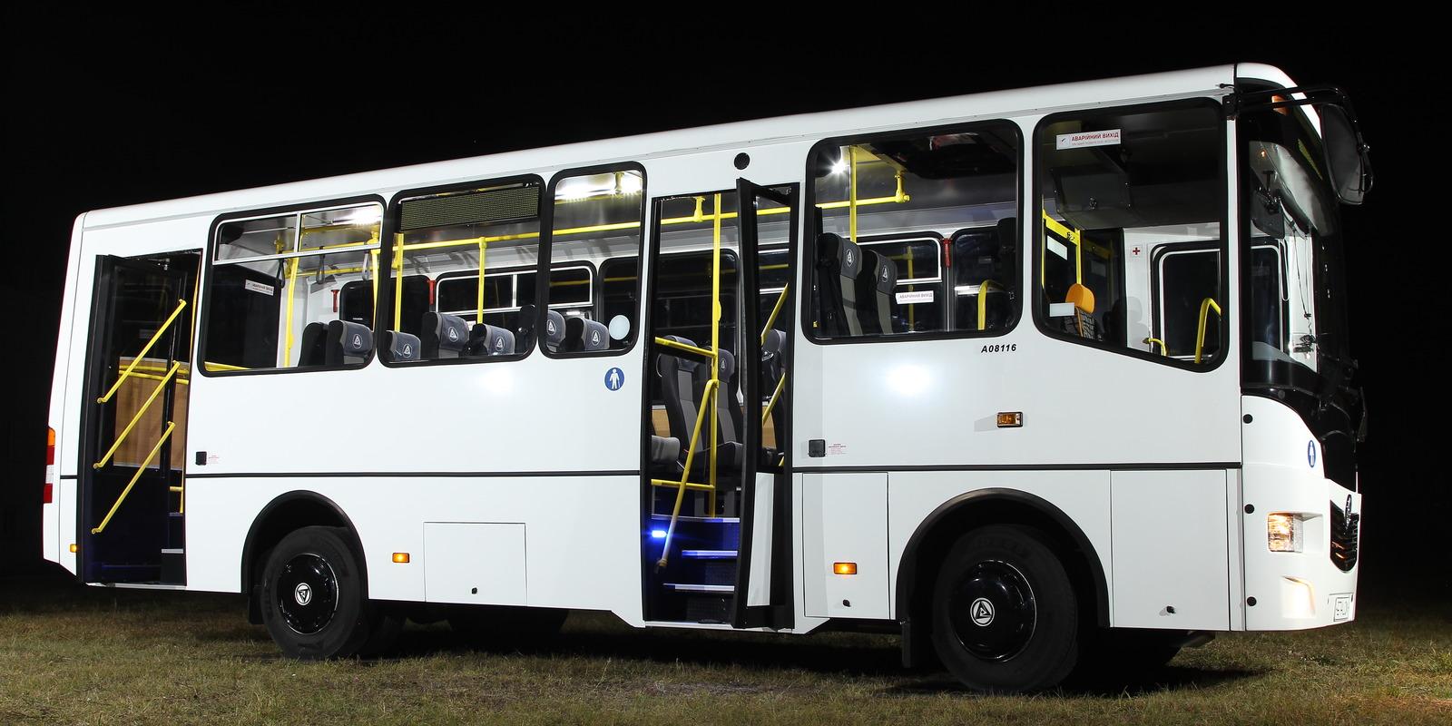 Автобус Эталон А08116 (фото 3)