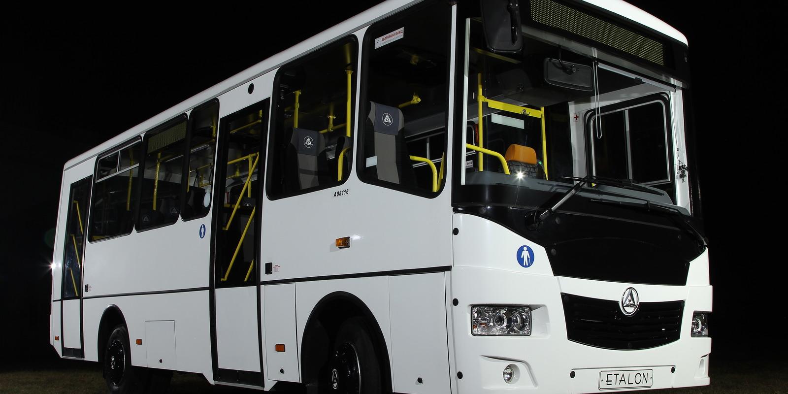 Автобус Эталон А08116 (фото 4)