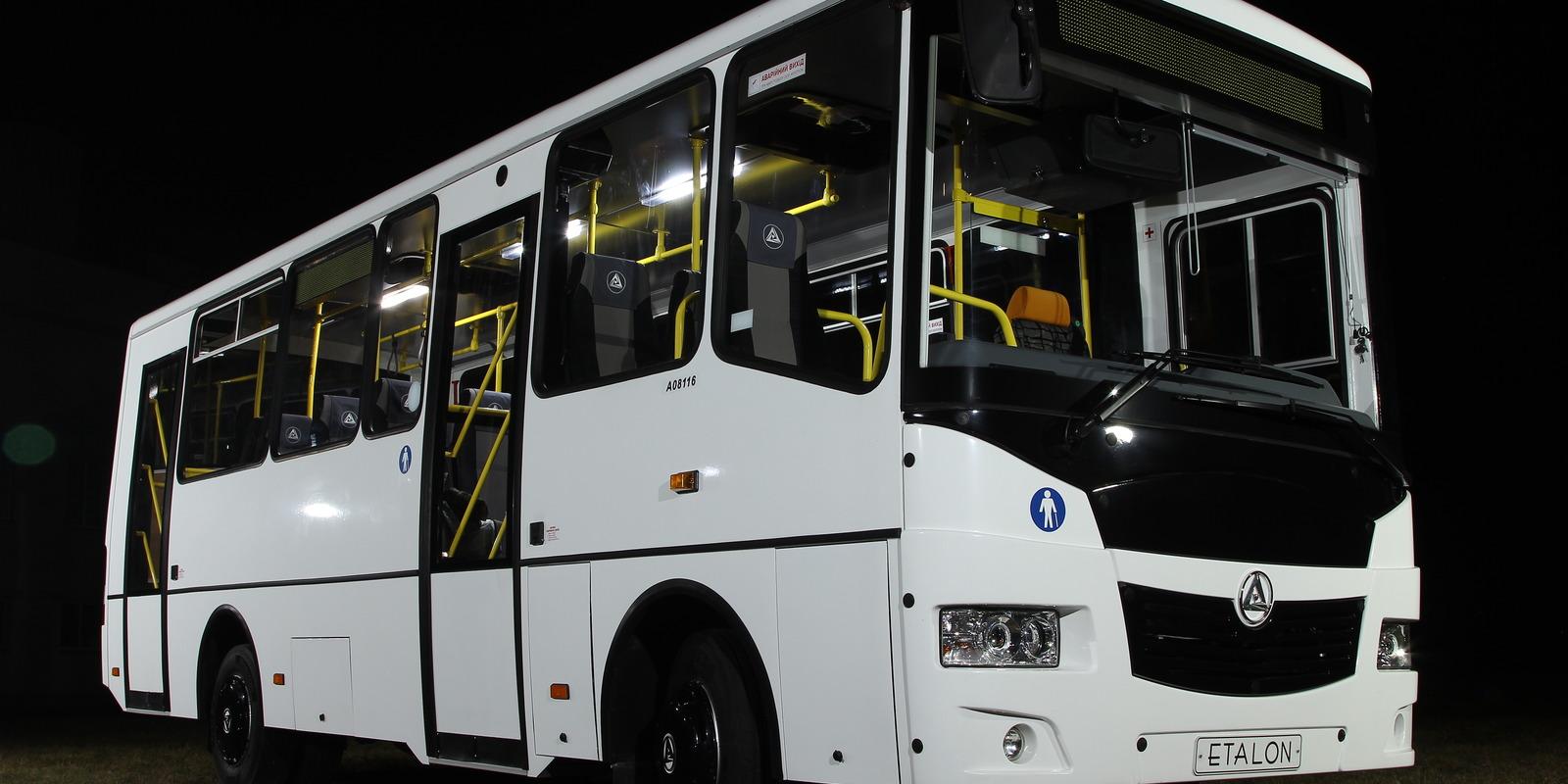 Автобус Эталон А08116 (фото 5)
