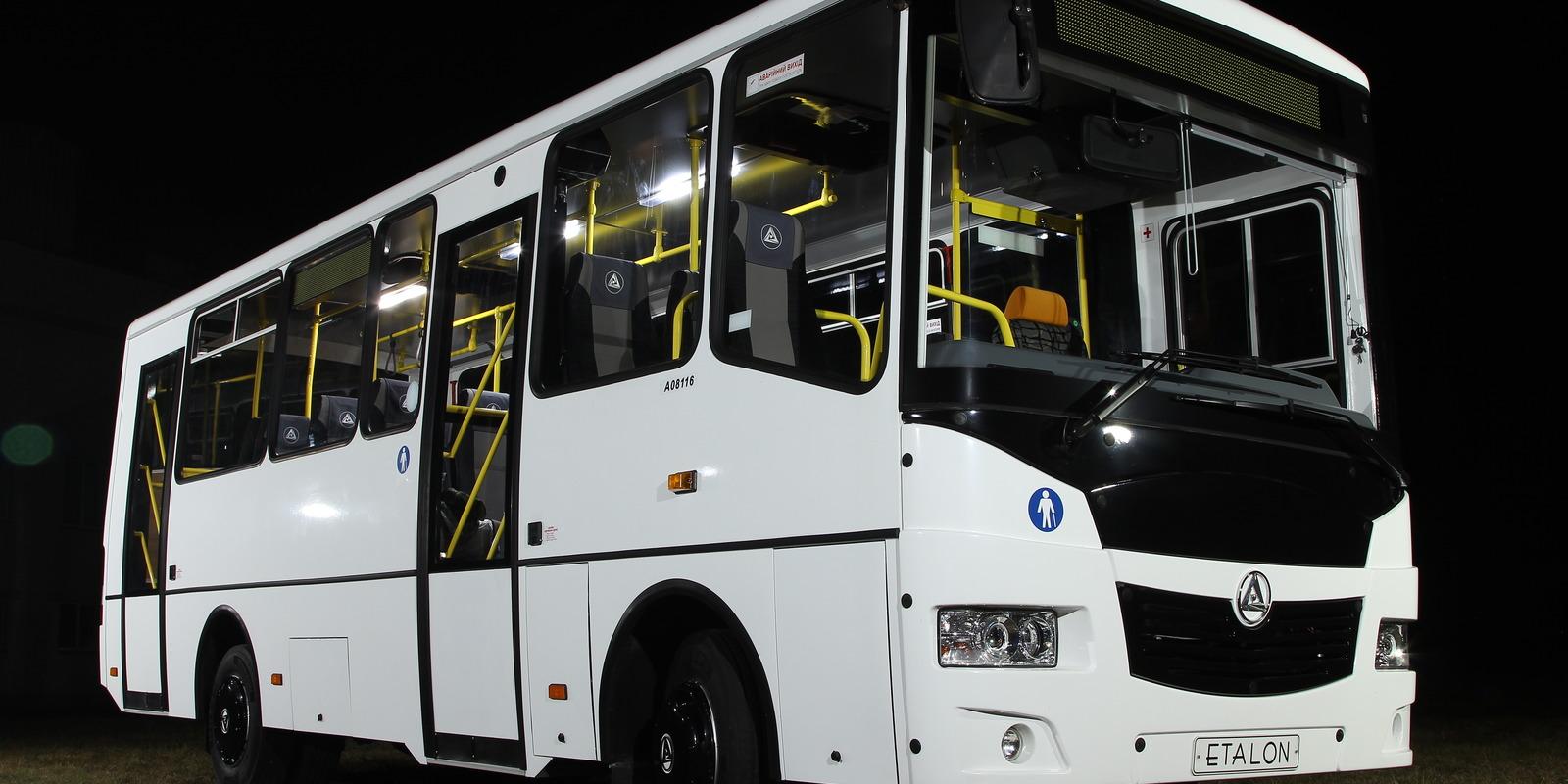 Автобус Эталон А08116 (фото 6)
