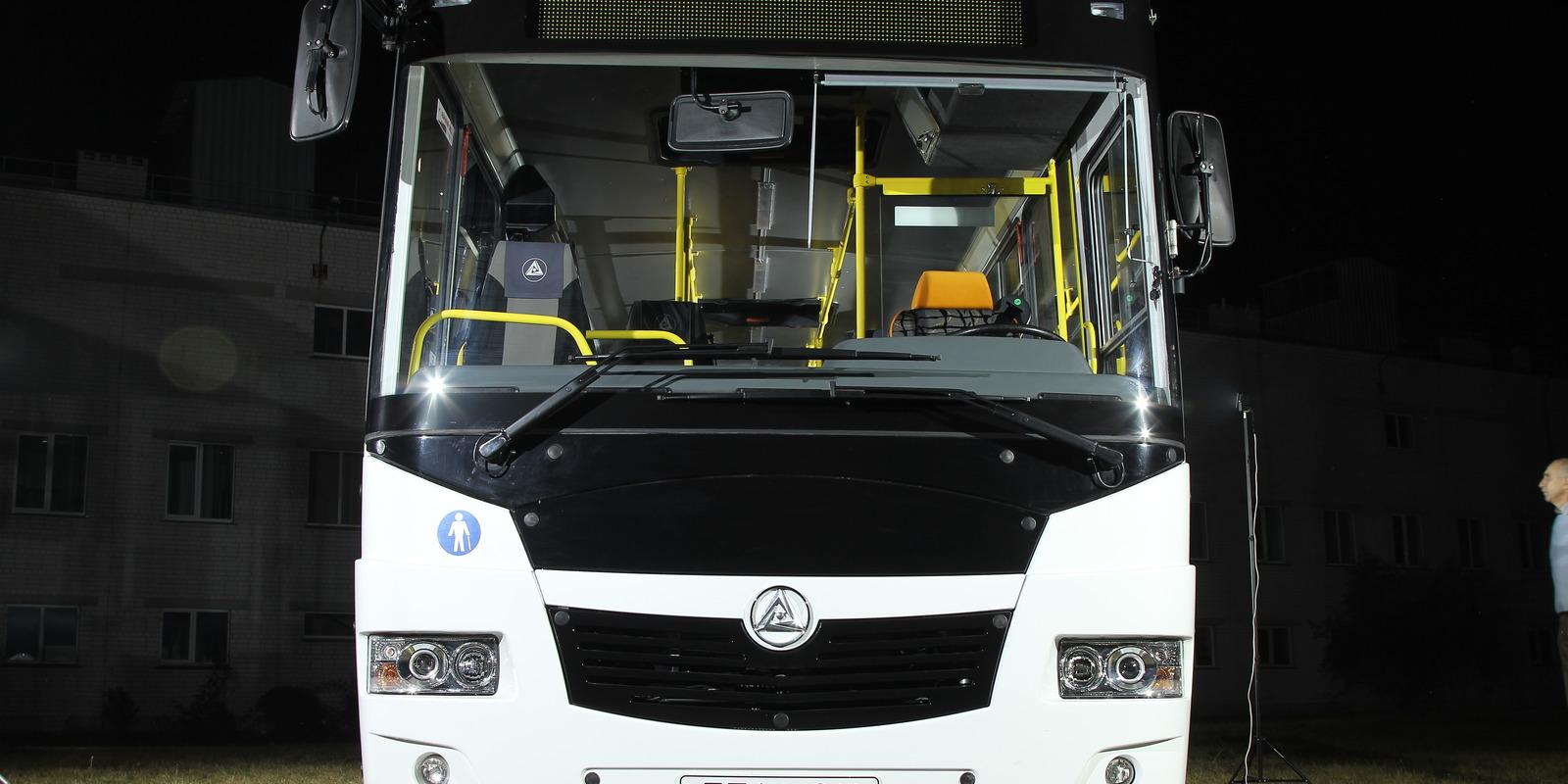 Автобус Эталон А08116 (фото 8)