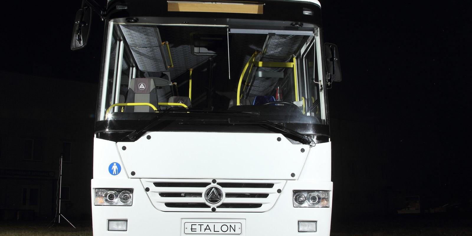 Автобус Эталон А08123 (фото 8)