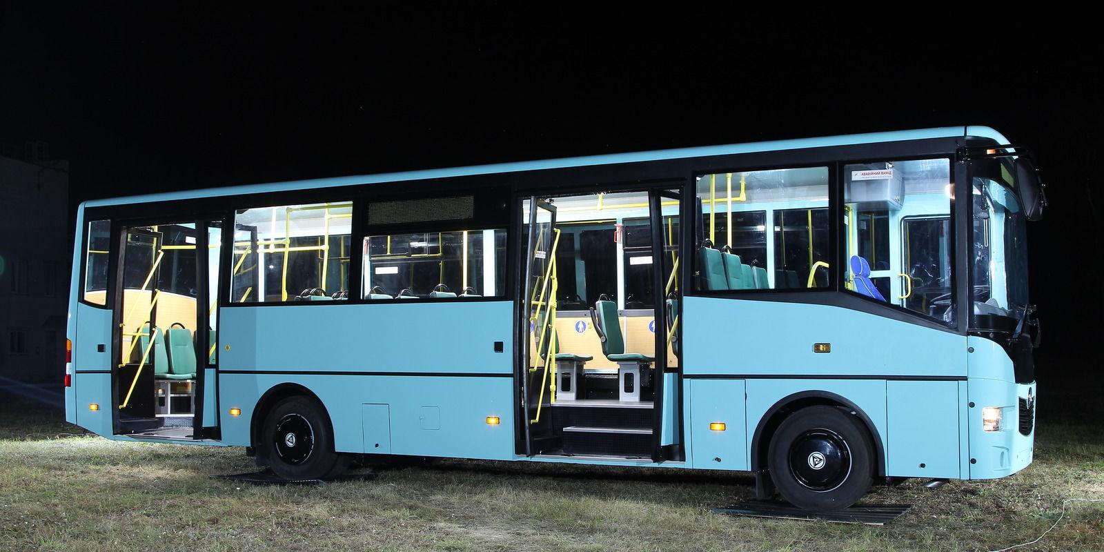 Автобус Эталон А08128 (фото 5)